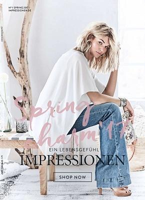 87072f8dc4f2 Impressionen - молодежная модная женская одежда